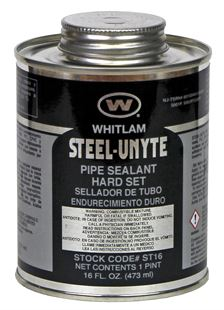 STEEL-UNYTE Pipe Joint, Thread and Gasket Sealer