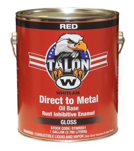 TALON DTM Direct to Metal Industrial Enamel