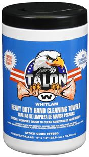 TALON Heavy Duty Hand Cleaning Towels