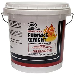 HEAT-TYTE Furnace Cement