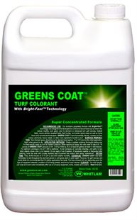 GREENS COAT Turf Colorant