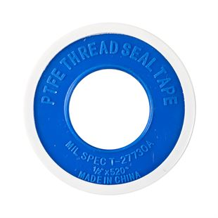 Medium Density PTFE (Polytetrafluoroethylene) Tape