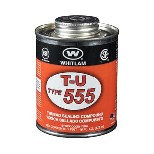 T-U TYPE 555 Thread Sealing Compound