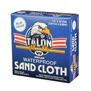 TALON Blue Waterproof Sand Cloth