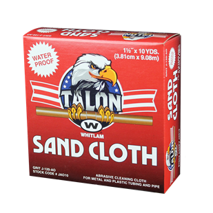 TALON Brown Waterproof Sand Cloth